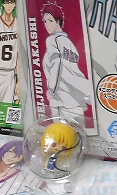 1point mascot 黄瀬