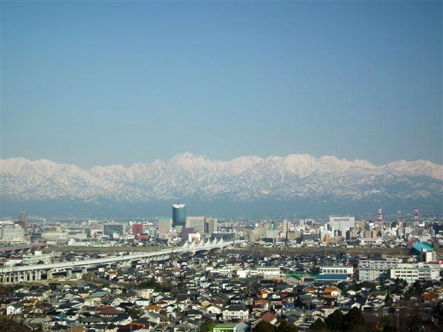 3月24日 立山連峰 (3)