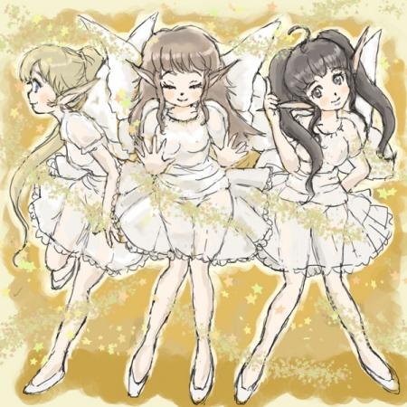 シルフィード3姉妹