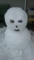 0214-雪だるま