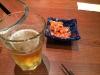 0622_キムチとビール