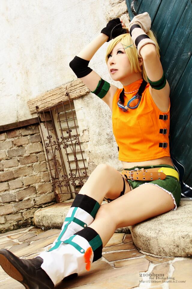 ☆銀(リュック/FINAL FANTASY X)@スタジオランティーユ☆