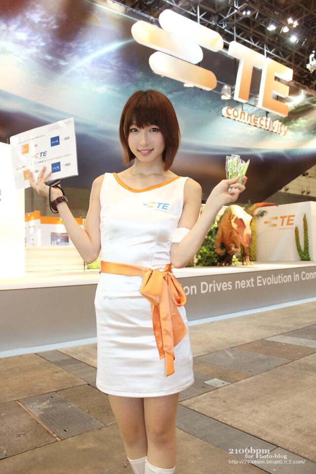 ☆CEATEC JAPAN 2014のコンパニオンさんモデルさんをまとめてうp☆