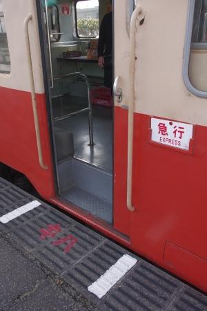 大原駅 キハ52