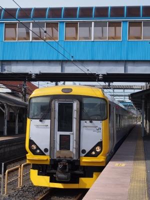 E257系 安房鴨川駅