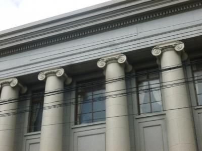 旧郡山橋本銀行