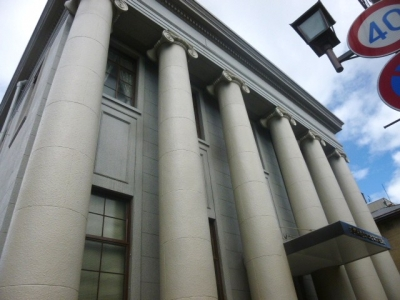 旧郡山橋本銀行 (3)