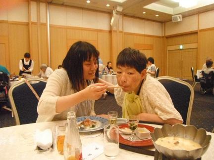 Cグループ食事1
