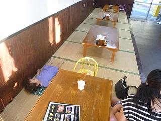もとぶ食堂座敷