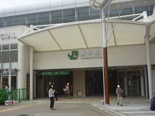桜木町駅北口