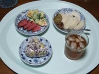 9/17 朝食