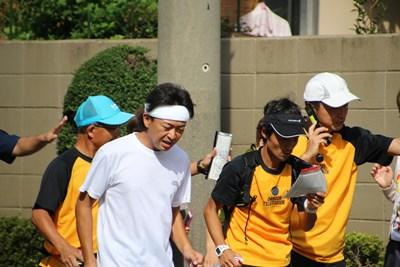 8/31 TOKIOのリーダー近所を走る  24時間テレビマラソン