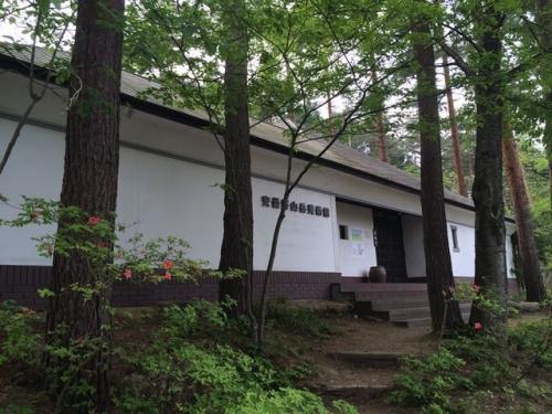 2014-05-25安曇野山岳美術館