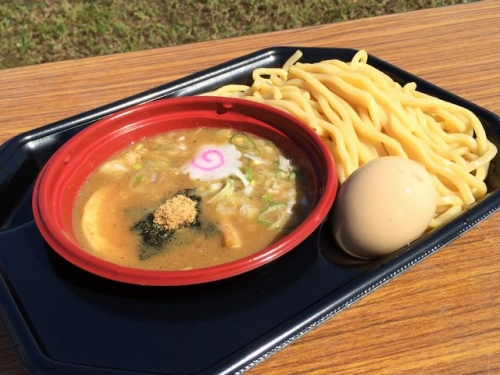 2014-09-27六厘舎つけ麺