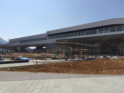 2014-09-28新幹線飯山駅