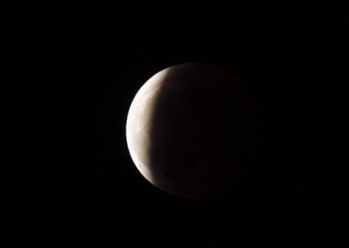 皆既月食20:40