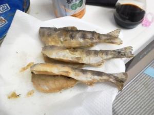 美味しくカラアゲ