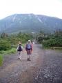 1大滝口登山道から御嶽山