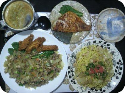 3-16黒の雑穀米でタマゲギライスにちきちきぼーんと赤魚