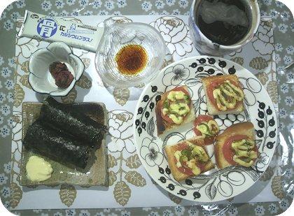 5-10トマトマヨネーズ焼きおんパン