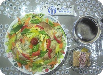 5-24焼き豚冷やし中華麺1