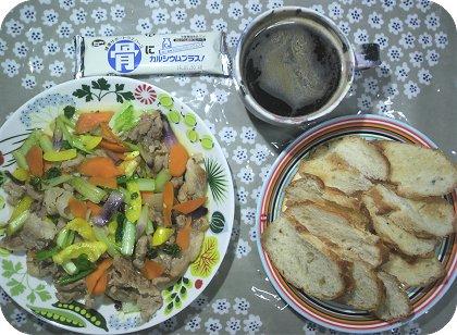 5-26賞味期限切れのパン残り物野菜
