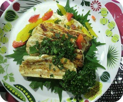 9-21お豆腐ハンバーグと胡桃ご飯4