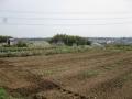H26.4.1夏野菜予定地に堆肥漉き込み@IMG_1185