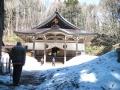 H26.4.14戸隠神社中社本殿@IMG_1861
