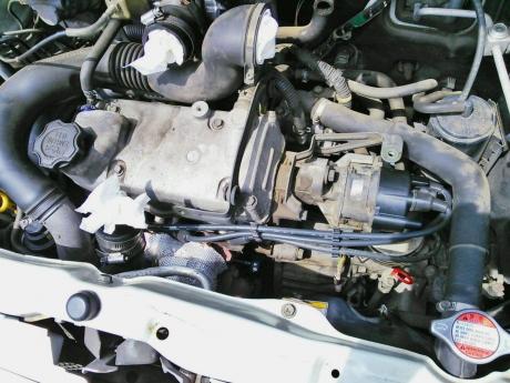 MC11エンジンルーム2