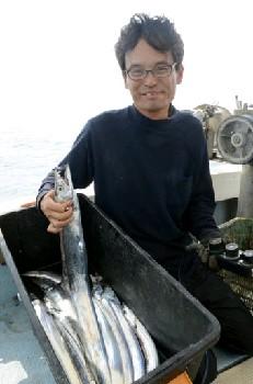 新人漁師さん