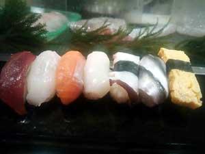 魚がしランチ