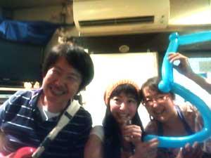 5周年堀尾さん、ウルルちゃん