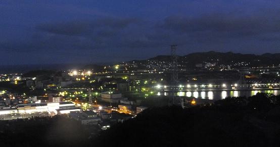 八丁平夜景2