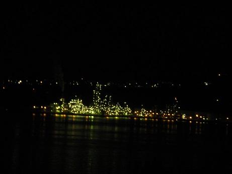 夜の祝津公園2