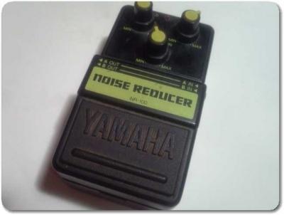 ヤマハNR-100ノイズ対策エフェクター