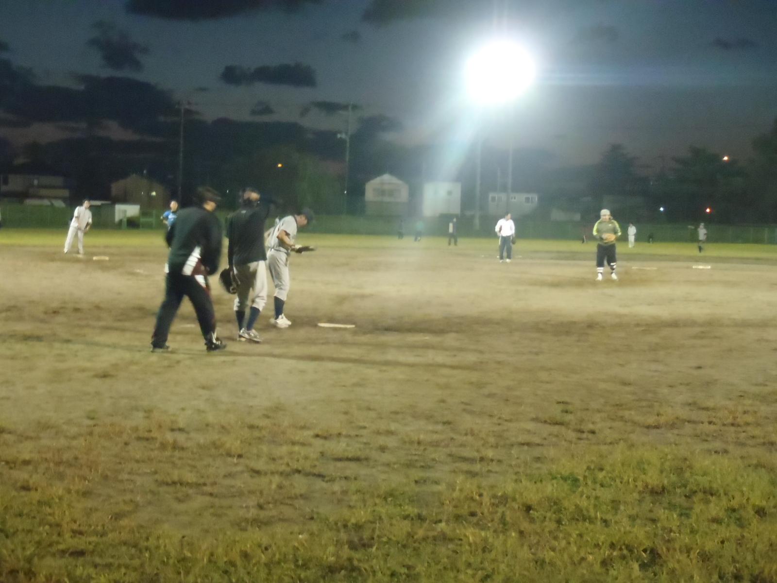 秋球祭ソフトボール2