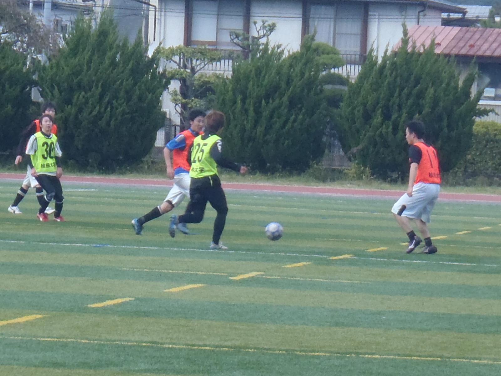 秋球祭2014 サッカー