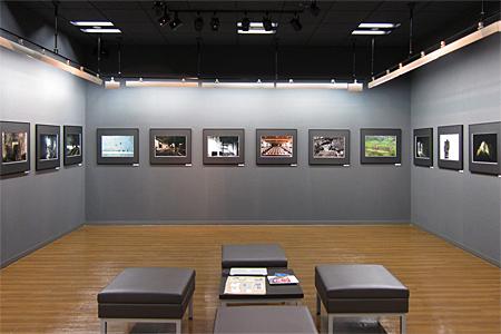 前畑温子写真展「女子的産業遺産探検」01