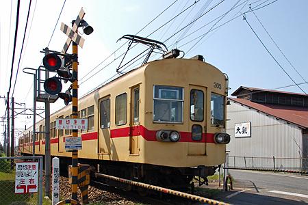 西鉄300形電車01