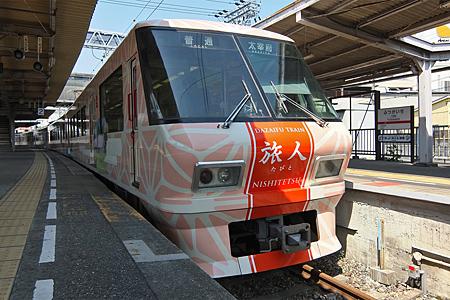 西鉄8000形電車「旅人」01