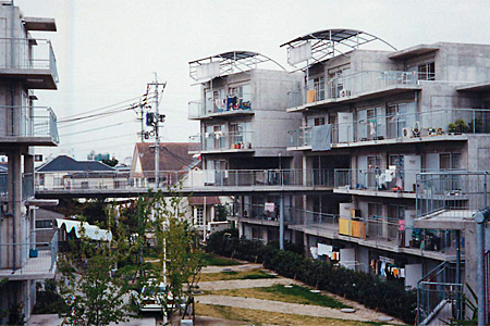 帯山A団地