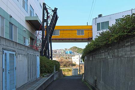 タカギ工場の可動橋05