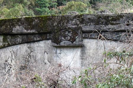浅野セメント呼野採掘場と引き込み線03