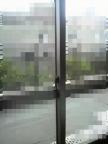 閉められた窓