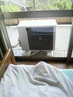 エアコンの室外機_01
