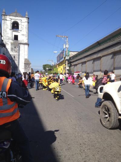コバン 街 coban guatemala グアテマラ