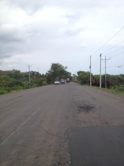エル サルバドル 道路 サルバトル