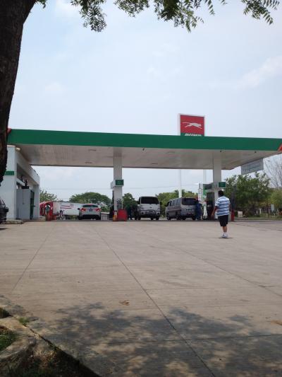 エル サルバドル ガソリン スタンド