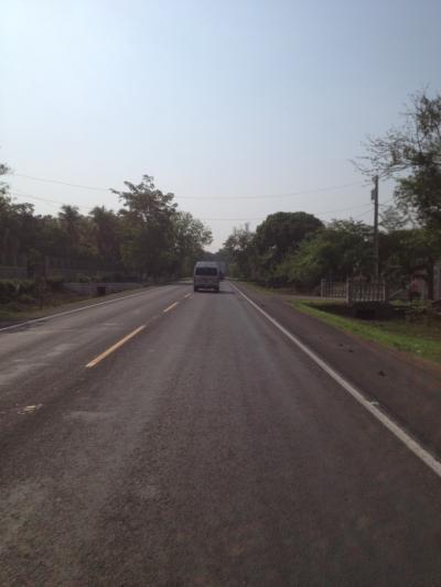 ニカラグア 道路 ツーリング